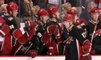Phoenix Coyotes Defying All the Odds
