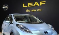 Nissan Announces Pricings for Leaf