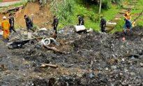 Brazil Mudslide Death Toll 224