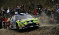 Turkish Rally Drivers Pulled Over Mid-Race by Police