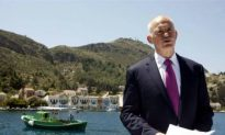 Greece Weighs on Eurozone Economy, Currency