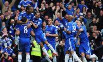 Chelsea Dismantle Wigan to Take English Premier League Title