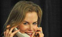 Nicole Kidman Aids Haiti Women