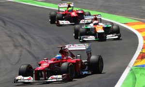 Fernando Alonso First Repeat Formula One Winner at European Grand Prix