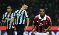 Robinho's Penalty the Difference as AC Milan Hangs on to Beat Juventus
