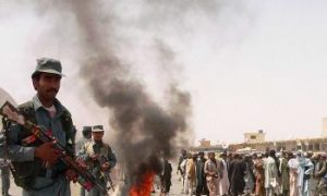 NATO Soldiers Kill Four Civilians in Afghanistan