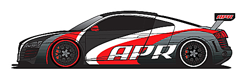 APR will be the first team to race the Audi R8 LM in North America. (APR Motorsport)
