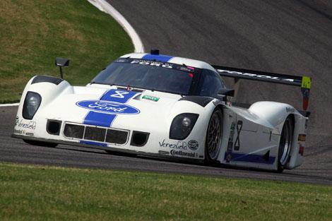 The #8 Starworks Riley-Ford leads the Daytona Prototype points race. (Grandam.com)