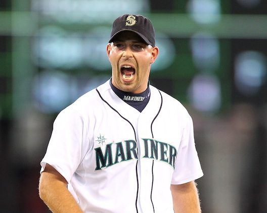 David Aardsma saved 69 games for the Mariners from 2009-10. (Otto Greule Jr/Getty Images)