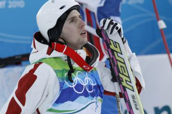 Canadian Alexandre Bilodeau (Evan Ning/The Epoch Times)