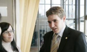 Young Canberra Politician Delights in Shen Yun