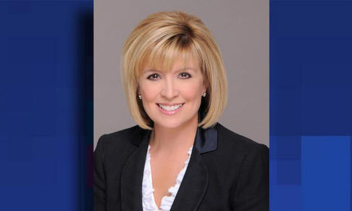 Allison Rosati is anchor of the award winning NBC 5 News in Chicago.(Courtesy of NBC 5 News Chicago)