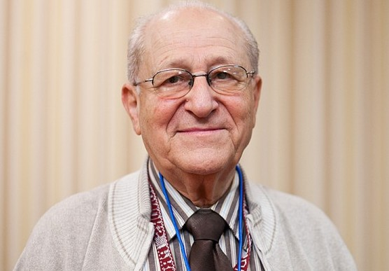 Irving Roth (Amal Chen/The Epoch Times)