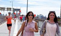 Tripling Brooklyn Bridge's Pedestrian-Bike Path