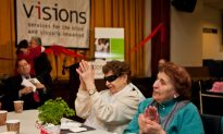 Visually Impaired Seniors Celebrate New Center