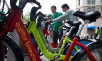 Bike Share Taking Comments on Station Locations