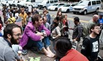 Occupy Wall Street Protests Reject US Institutions