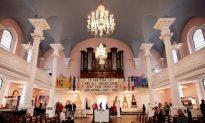 New York City Structures: St. Paul's Chapel