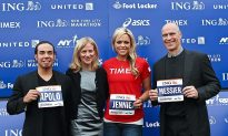 Gearing Up for the New York City Marathon