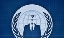 Anonymous Hackers Release 90,000 Military E-mail Accounts