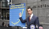 Alarming Numbers Apply for Student Aid