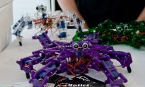 Open Source Robotics Prevail at NYC Maker Faire
