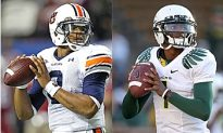 Auburn and Oregon's First Meeting is in BCS National Championship