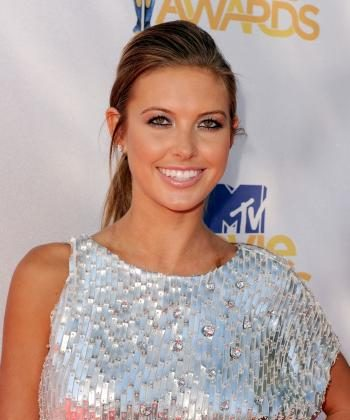 Audrina Patridge the MTV reality star on the `the Hills,` is the new face of the Bongo brand in its fall ad campaign.  (Kevin Winter/Getty Images)