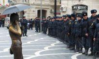Arab Uprisings Inspires Azerbaijani Protesters