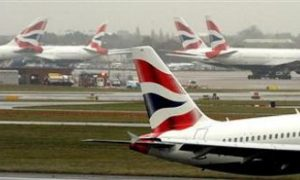 British Airways Taking Legal Action Over Christmas Strike