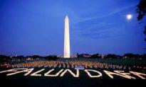 Captivating Candlelight Vigil at the Washington Monument (Photo Gallery)