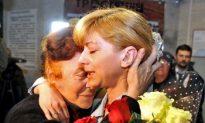 Wife of Jailed Belarus Opposition Leader Gets Suspended Sentence