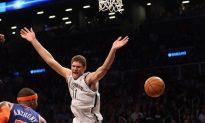 Nets Top Rival Knicks in Brooklyn