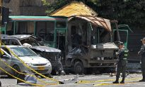 Terrorists Attack Former Colombian Minister