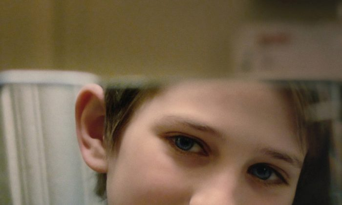 Thomas Horn as Oskar in Extremely Loud & Incredibly Close (Francois Duhamel/Warner Bros.)