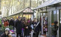 A Look at Holiday Markets: Bryant Park & Union Square
