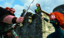 Movie Review: 'Brave'