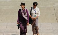 Aung San Suu Kyi Takes Oath of Office in Burma