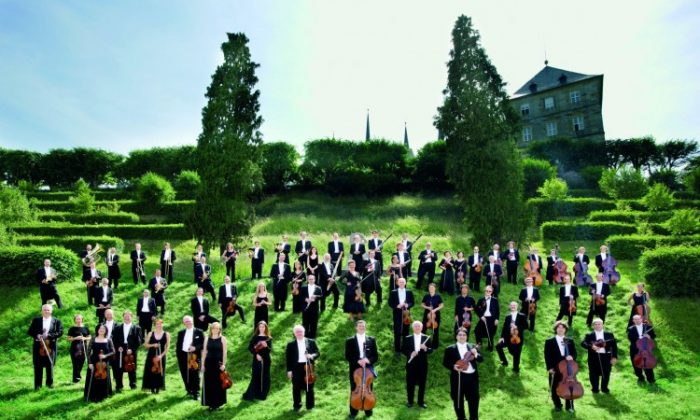 Pictured here in its native Bamberg, the acclaimed Bamberg Symphony will perform at Avery Fisher Hall on Sunday, May 20. (Richard Haughton)