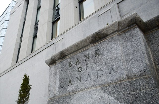 The Bank of Canada's quarterly report released Wednesday shows a better-than-expected picture for the Canadian economy despite risks posed by rising household debt and an uncertain global economy. (Matthew Little/The Epoch Times)