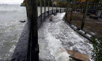 Hurricane Sandy Strikes New York