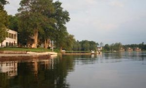 A Lakeside Resort That's 'All about Family'