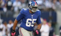 Giants Re-Sign Tackle Will Beatty