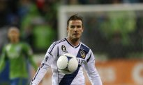 David Beckham Set to Leave L.A. Galaxy