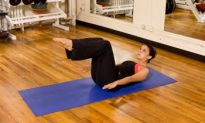 Move of the Week: The Pilates Hundred
