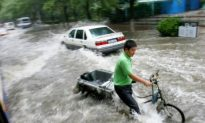 Olympic Events Hampered by Heavy Rains