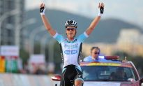 Martin Solos To Tour of Beijing Stage Two Win