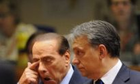 Berlusconi in Hospital with Eye Problem