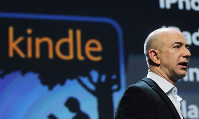 Amazon's founder Jeff Bezos. (Spencer Platt/Getty Images)