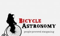 Bicycle Astronomer Battles Light Pollution With Inspiration